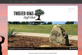 Twisted Oaks Golf Club, Bowie, TX
